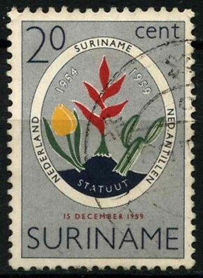 Suriname 1959 SG#457 Ratification Of Statute Used #D34365