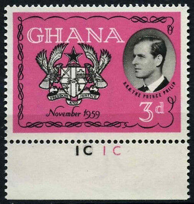 Ghana 1959 SG#233 Duke Of Edinburgh Visit MNH #D34544