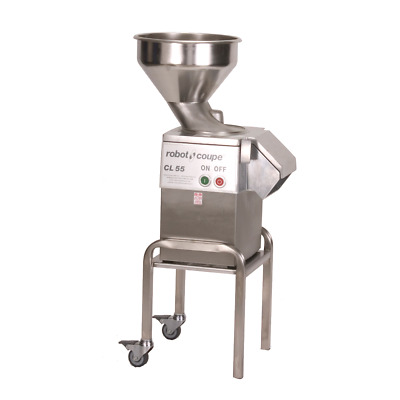 Robot Coupe CL55 BULK w/Stand Bulk Feed Food Processor