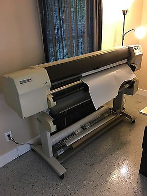 Hewlett-Packard Hp Design Jet 3500Cp Huge Printer! Cheap!