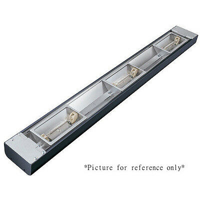 Hatco GRN4L-42 Narrow Halogen Heat Lamp w/ Remote Dimmer Switch and Xenon Lights