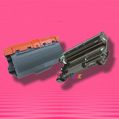 2P Toner+ Drum For Brother Tn-750 Tn750 Dr-720 Mfc-8810Dw Mfc-8910Dw Mfc-8950Dw