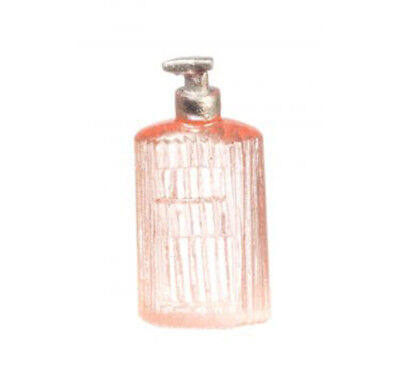 Dollhouse Miniature Pink Bottle of Hand Soap by Falcon Miniatures