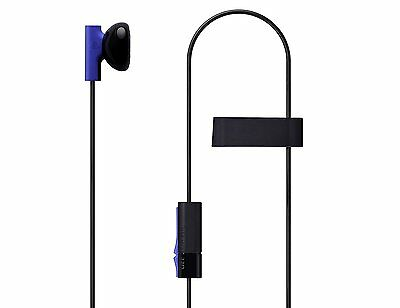 Official SONY Playstation 4 In-Ear Mono Headset Headphone & Microphone PS4 NEW