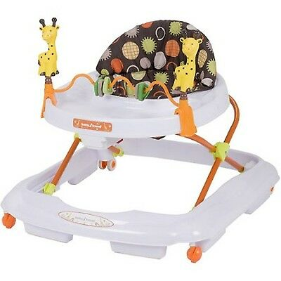 Baby Trend Walker Safari Kingdom Toddler Activity Toy Learning Assistant Kid NEW