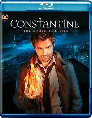 Constantine: The Complete Series [New Blu-ray] Manufactured On Demand, 3 Pack