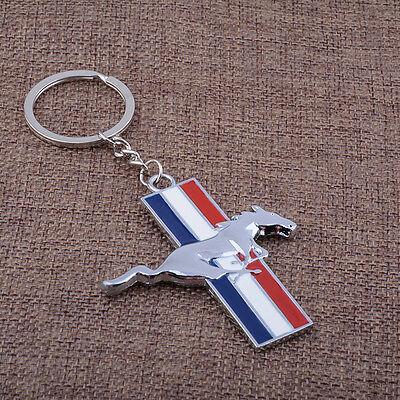 PORTE CLÉS FORD MUSTANG VOITURE - KEYCHAIN FORD MUSTANG CAR Fastback, cabriolet,