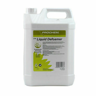 Prochem Liquid Defoamer 5L - Carpet Cleaning