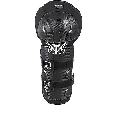 Oneal Pro III Carbon Look Motocross Knee Shin Guards MX Off Road Protectors Pads
