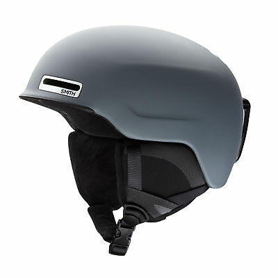 Smith Men's Maze Snow Ski Helmet Matte Charcoal