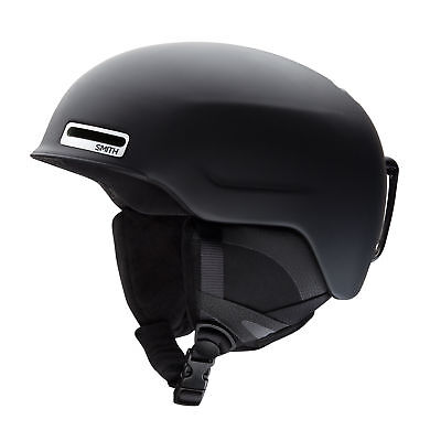 Smith Men's Maze Snow Ski Helmet Matte Black
