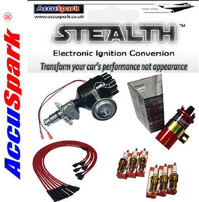 AccuSpark™ Electronic Distributor Overhall Pack With Tacho Drive Triumph GT6 TR6
