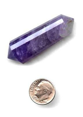 Amethyst Double Terminated Point #2