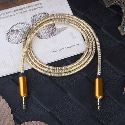 AUX CABLE Male Auxiliary Audio Cord 3.5mm for Car iPhone iPod Samsung Android