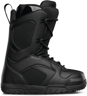 32 ThirtyTwo - Exit | 2017 - Mens Snowboard Boots | Black