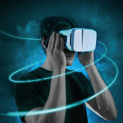 NEW Immerse Plus VR Virtual Reality 3D Glasses Goggles Headset For Smartphones