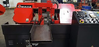 Amada HA-250W Band Saw Machine USED/DEMO