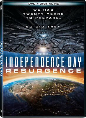 Independence Day: Resurgence [New DVD] Ac-3/Dolby Digital, Digitally Mastered