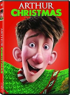 Arthur Christmas [New DVD] Ac-3/Dolby Digital, Dolby, Dubbed, Subtitled, Wides