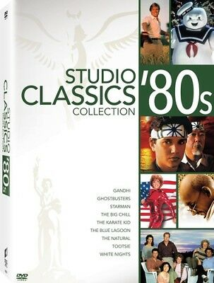 Studio Classics Collection: '80s [New DVD] Boxed Set, Dubbed, Subtitled, Wides