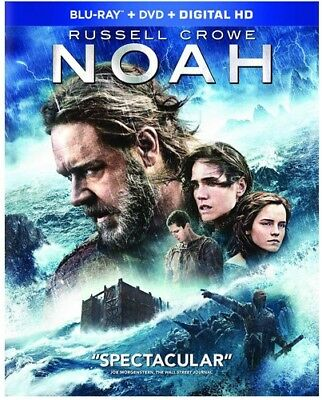 Noah - Noah [New Blu-ray] With DVD, Widescreen, Subtitled, 2 Pack, Ac-3/Dolby Di
