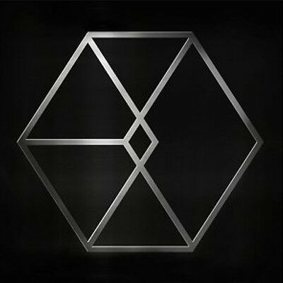 EXO-EXODUS-2th Album CHINESE VER CD,Photobook,Card