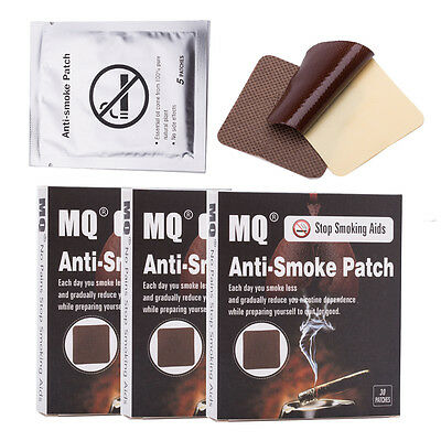 90 Patches Natural Herbal Stop Smoking Patch Nicotine Patches Quit Stop Smoking