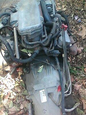 Vy holden commodore v6 engine and gear box