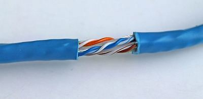 Blue Network Cable RJ45 LAN Ethernet Cat6 3m to 50m