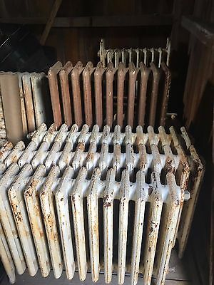 100 year old cast iron radiators