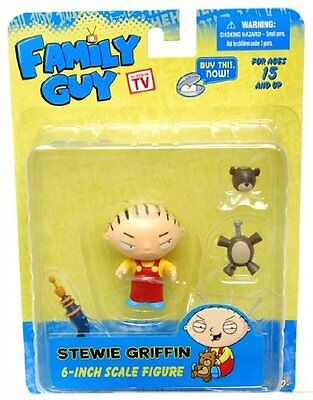 "Family Guy Classic Stewie Griffin 6"" Figure"