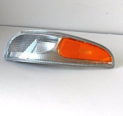 Chevrolet Corvette C5 97-04 Front Indicator Marker Lamp Light N/s Left - Amber