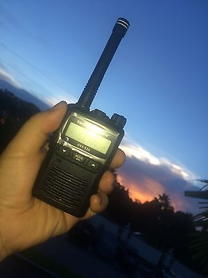 Vertex Standard EVX S24 Uhf Dmr Portable (Black) *** Make Offer ***