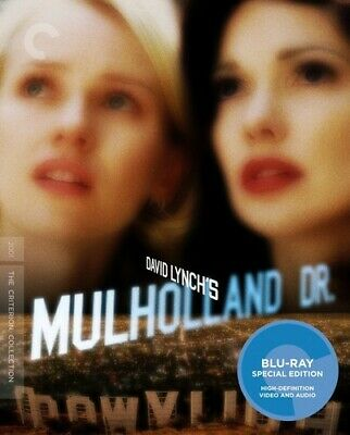 Mulholland Dr. (Criterion Collection) [New Blu-ray] Ac-3/Dolby Digital, Digita