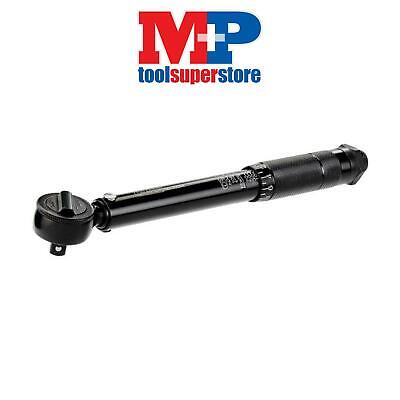 "DRAPER 64534 3/8"" Square Drive 10 - 80Nm or 88.5-708 in-lb Ratchet Torque Wrench"