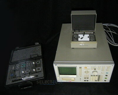 Agilent /  Hp 4145B Semiconductor Parameter Analyzer With Accessories (Ref:767)
