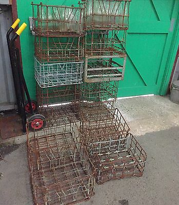 Architectural Vintage Milk Crate (1 Only)