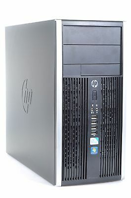 HP Compaq Pro 6300 MT Intel DualCore G2020 2,9 GHz 500GB 4GB Win7 USB 3.0 #2692
