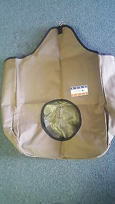 New Grand Entry Hay Bag - Olive Green