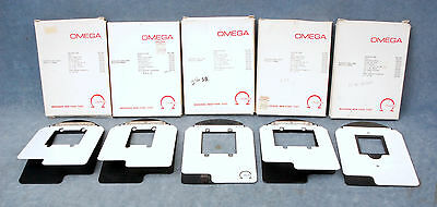 Omega C67 Super Chromega C Negative Carrier - Your Choice - $