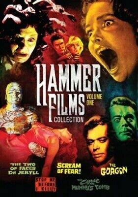 Hammer Film Collection: Volume 1 [New DVD] 2 Pack