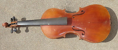 antique  full size  violin German Stainer model