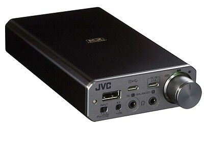 2016 NEW JVC portable headphone amplifier hi-res sound source SU-AX01