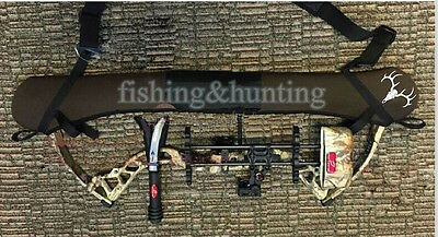 Hunting Carrying bag Case Bow Sling Compound Bow Holster Archery Belt