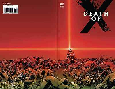 DEATH OF X 1 (of 4) 2nd PRINT VARIANT NM