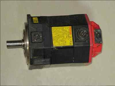 Used Fanuc AC Servo Motor A06B-0075-B303 Tested