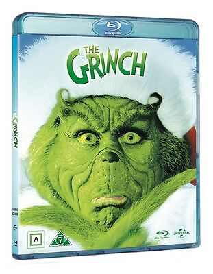 The Grinch (Region Free) Blu Ray