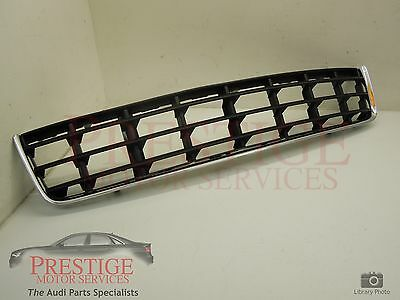Audi A4 B6 Cabriolet Lower Centre Grill Brand New Genuine 8H0807647