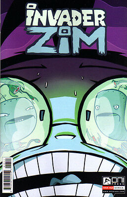 INVADER ZIM (2015) #13 New Bagged