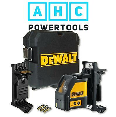 Dewalt DW088K 2 Way Self-Levelling Cross Line Laser Level